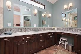 best vanity lighting for makeup. spalike master bathroom remodeling in phoenix az best vanity lighting for makeup