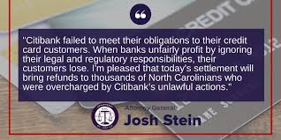 citibank over credit card overcharges