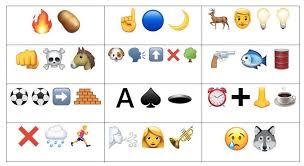 Idiom By Emoji Quiz