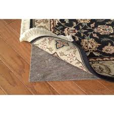 rug pads for wood floors rug pad 5 x 7 premium area rug pad floor rug