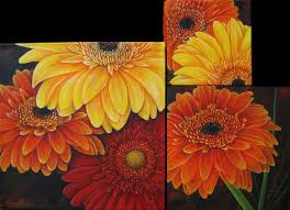 wendy palmer virtual art gallery of available giclée prints gerber daisies