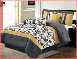 grey damask duvet cover black bedding