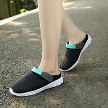 Clode® 1 Pair <b>Men</b> Women Unisex <b>Breathable Mesh</b> Net Slippers ...