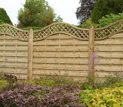 forest prague screen 6ft x 6ft fence panel