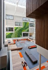 airbnb cool office design office interiors outside atrium airbnb cool office design