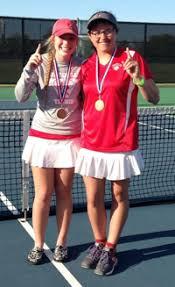 Van doubles team Abby Jones, Faith Kirk | | tylerpaper.com