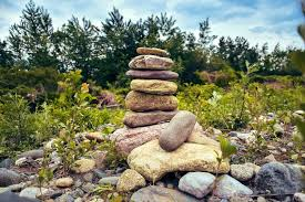 landscaping with boulders