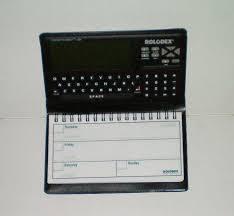 Vintage 1994 Rolodex Pocket Planner 48k