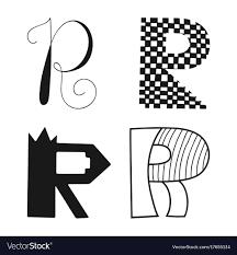 Designs Of Letters Ofthe Alphabet Decorative Letters Of The Alphabet Lettering For