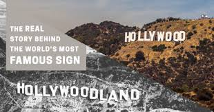 Image result for hollywoodland sign