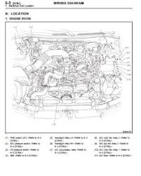 subaru repair service manuals 1998 subaru legacy electrical wiring diagram msa5tcd98l
