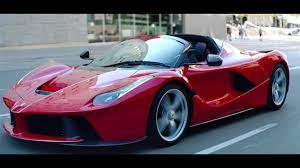 Laferrari Aperta Best Official Car Commercial Ever Carjam Tv Hd Youtube