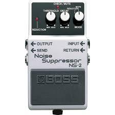 Купить Boss <b>Noise Suppressor</b> NS-2 - гитарный эффект по ...