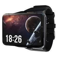 <b>LOKMAT APPLLP MAX</b> 2.88-inch Full Touch 4G Smart Watch 4GB+ ...