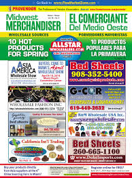 Mid West Wholesale Lighting Corp Midwest Merchandiser 03 14 By Sumner Communications Issuu