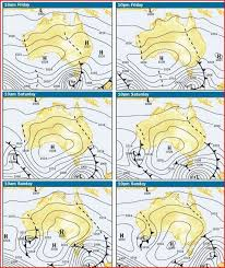 Best Winter Synoptic Charts For The Tweed Kitesurfing