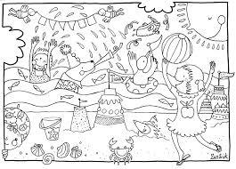 Geboortekaartjes Kleurplaten Brekelmansadviesgroep