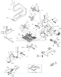 delta 28 160 parts list and diagram type 1 ereplacementparts com doall band saw wiring diagram Band Saw Wiring Diagrams #32