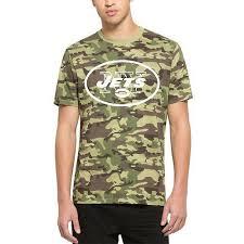 Camo Alpha '47 Jets Nfl York T-shirt Men's New