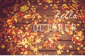 hello october background for windows