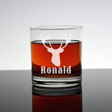 engraved rocks glasses custom deer hunter whiskey glass engraved bourbon rocks glass deer hunter buck personalized