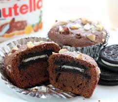Nutella Topped Brownies Mouth Watering Nutella Recipes