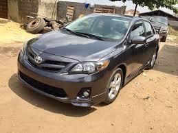 Neatly Used Toyota Corolla S 2013 Forsale - Autos - Nigeria