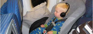 tips for flying with a toddler or baby