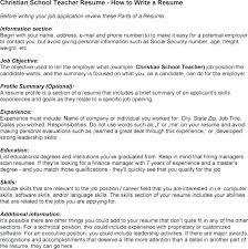 Kindergarten Teacher Resume Profile Preschool Samples Free Job Cover
