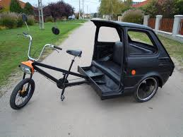 Pedicab Sidecar Design Rickshaw Pedicab Quality Build Black Cab Friendly Ebay