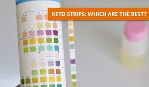 Ketone Strips Color Chart 6 Best Ketone Strips Review 2019s Top Urine Testing Sticks