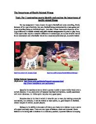 for contrasting sports identify and analyse the importance of  page 1 zoom in