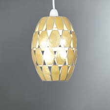 ceiling lights capiz ceiling light vista ochre diamond pendant shell