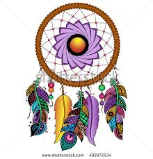 Colored Dream Catchers Simple 32 Collection Of Colorful Dream Catcher Clipart High Quality