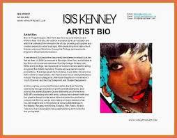 makeup artist bio exle
