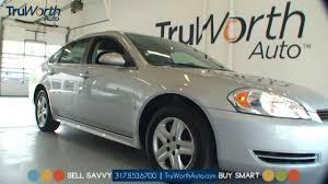 2009 Chevy Impala LS - XM Satellite Radio - AUX Input - TruWorth ...