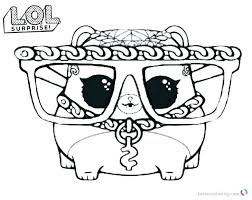 Amazing Lol Dolls Colouring Pages Plus Lol Series 2 Wave 2 Original