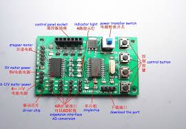 online get cheap dc motor drivers aliexpress com alibaba group micro programmable 2 phase 4 wires or 4 phase 5 wires stepper motor driver control panel