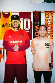Gallery: Nowhere FC x AS Roma hits NYC