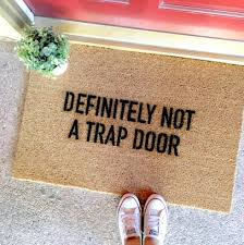 24 Hilarious Doormats That Get Straight To The Point - Starpulse.com