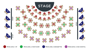 Beef And Boards Seating Chart Ticket And Seating Information The Cabaret