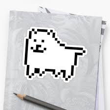 Undertale Dog Best Home Wallpaper