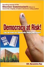 save n democracy preserve and protect s democracy shocking expose of the election commision s failure to assure the integrity of n s evms by mr narasimha rao