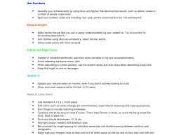 Quick Resume Cover Letter How To Make Resume Format Template Basic Objective Statements 57