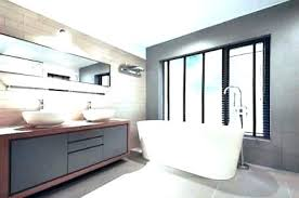 three quarter bathtub three quarter bathtub three quarter bathtub master bathroom modern bathroom by nomad office
