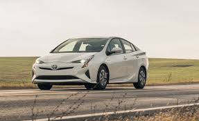2016 Toyota Prius Two Eco Test   Review   Car and Driver
