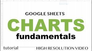 Google Sheets Charts Tutorial Google Sheets Charts Graphs Tutorial