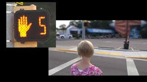 Image result for don't walk flashing beacon