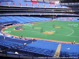 rogers centre section 217 view