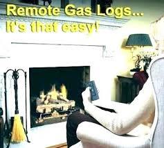 gas log lighter kit home depot natural fireplace starter er pipe logs fir improvement ideas show